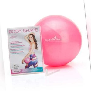 neu Body Shape Set & DVD mit Kate Hall