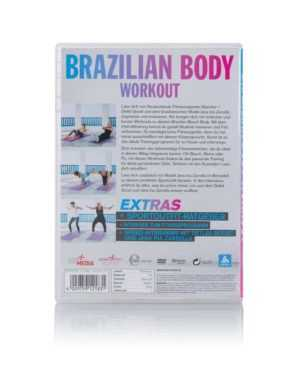 neu Brazilian Body Workout DVD Intensiv