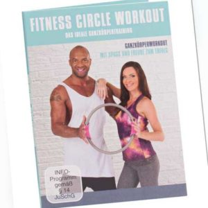 new Fitness Circle + DVD ab 49.99 (49.99) Euro im Angebot