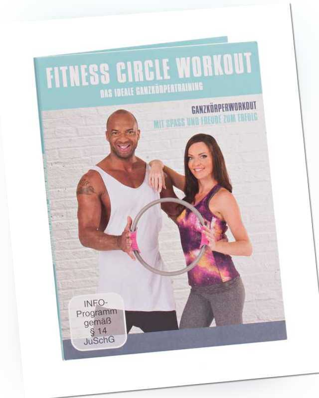 new Fitness Circle + DVD ab 49.99 (49.99) Euro im Angebot
