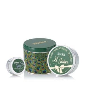 new Geschenkdose ''Pfau'' mit Naturcremes ab 44.99 (44.99) Euro im Angebot