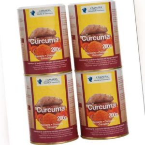 new Instant Curcuma Getränk