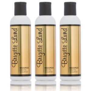 new Keratin Shampoo