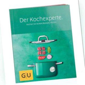 """neu Kochbuch """"Der Kochexperte"""""""
