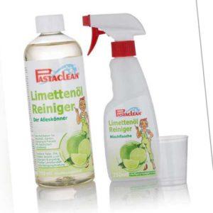neu Limettenölreiniger + Sprühflasche