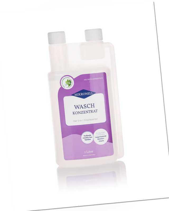 new Mikronell Waschkonzentrat