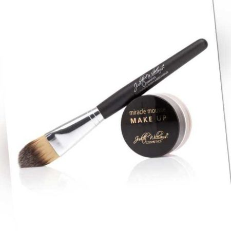 new Miracle Mousse Make-up + Pinsel ab 29.99 (29.99) Euro im Angebot