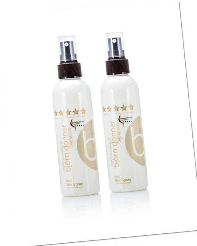 new Paris Styling Haarspray