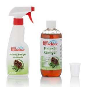 new Pinienölreiniger mit Mischflasche ab 12.99 (12.99) Euro im Angebot