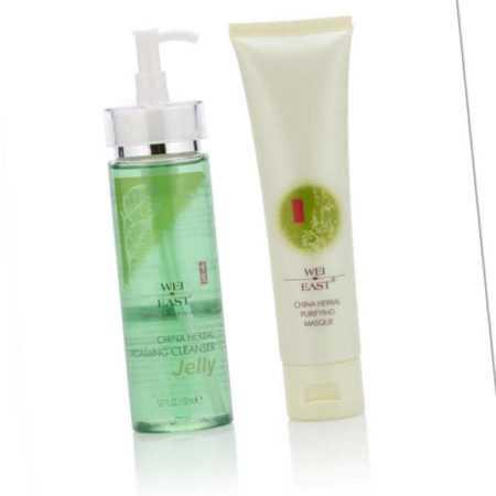 neu Reinigungsgel & Gesichtsmaske