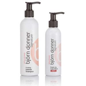 new Shampoo und Haarmaske im Set ab 29.99 (39.98) Euro im Angebot