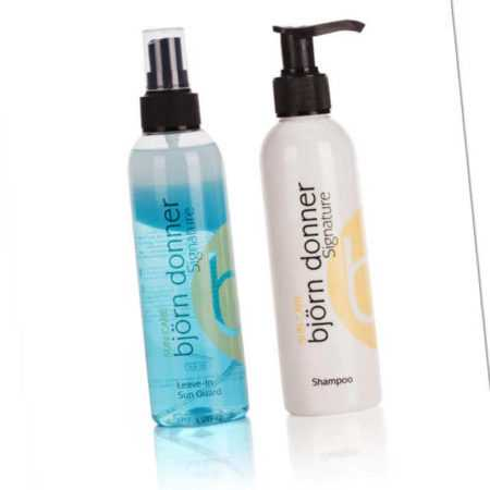 new Sun Care Shampoo & Conditioner ab 20.99 (29.99) Euro im Angebot