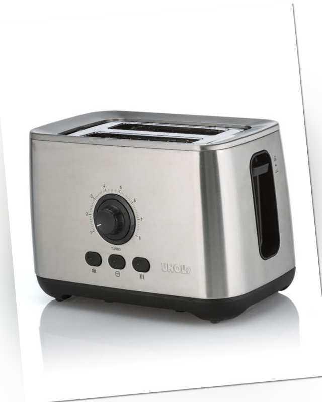 new Toaster mit Turbo-Funktion ab 69.98 (69.98) Euro im Angebot