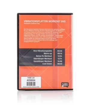 neu Vibrationsplatten Workout-DVD