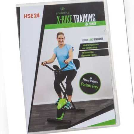 neu X-Bike Workout DVD