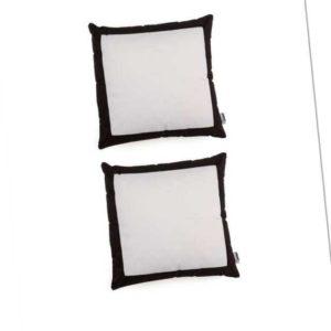new Deko-Kissen ''Black & White'' ab 49.99 (49.99) Euro im Angebot