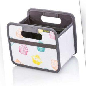 new Faltbox Mini mit Muster ab 12.99 (12.99) Euro im Angebot