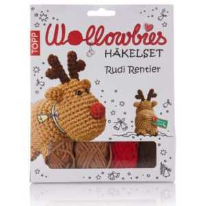 new Häkel-Set Wollowbies Rudi Rentier ab 9.98 (9.98) Euro im Angebot