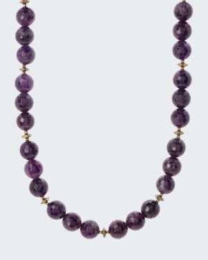 new Amethyst-Collier ab 59.99 (59.99) Euro im Angebot