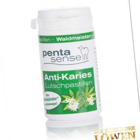 neu Anti-Karies-Pastillen Waldmeister