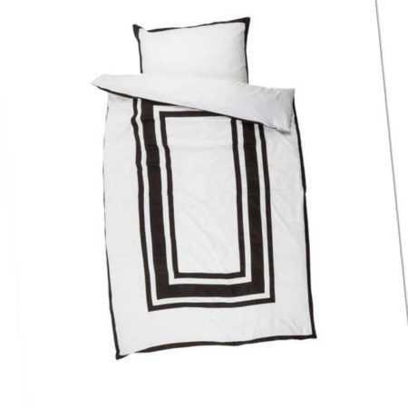new Bettwäsche ''Black & White''
