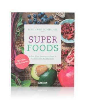 """neu Buch """"Superfoods"""""""