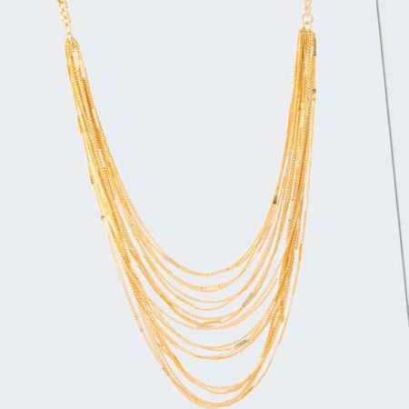new Collier im Kettendesign ab 59.99 (59.99) Euro im Angebot