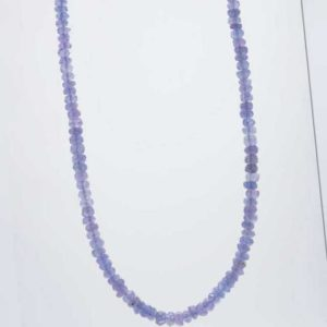 new Collier mit AAA-Tansanit ab 59.99 (109.99) Euro im Angebot