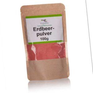 new Erdbeerpulver