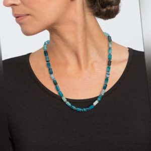 new Kette ''Blue Wave Achate'' ab 69.98 (69.98) Euro im Angebot