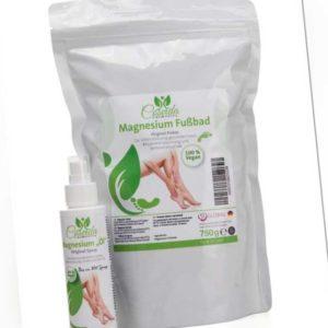 new Magnesium ''Öl'' und -flocken im Set ab 26.99 (26.99) Euro im Angebot