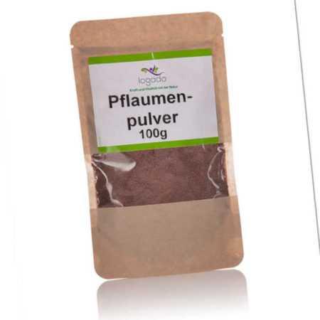 new Pflaumenpulver