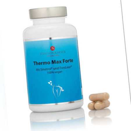 new Thermo Max Forte