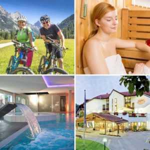 3 Tage Wellness Kurzurlaub Hotel Sankt Georg Bad Aiblng Bayern 2 Personen Urlaub