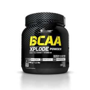 Olimp Bcaa Xplode Powder 500g - Aminosäuren - alle Geschmäcker + Bonus