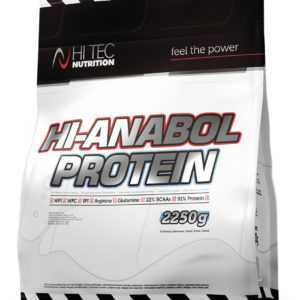 Hi Tec Nutrition-Hi Anabol Protein-2250g- Whey Isolat- Whey Konzentrat- SPI-BCAA