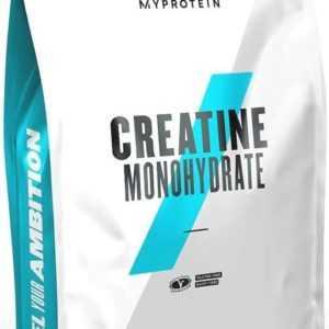MyProtein Creatin Monohydrat 1kg Beutel Kreatin Creatine Pulver Monohydrate 1120
