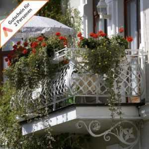 Kurzreise Franken Bayern Bad Steben 4 Tage 3 Sterne Hotel 2 Personen Gutschein