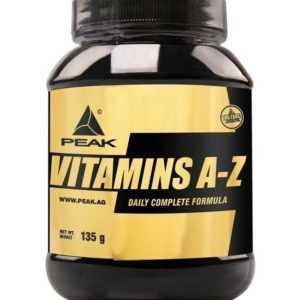 A-Z Multivitamine & Mineralien 360 Tabletten  Multivitamin + D3 + Zink + C + B12