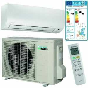 Daikin Comfora Klima Klimaanlage R-32 Mono Split 2,5 kW FTXP-M inkl. Außengerät; EEK A