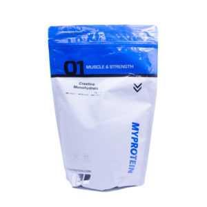 ++ MyProtein Creatine Monohydrat (1000g Kreatin) Beutel ++