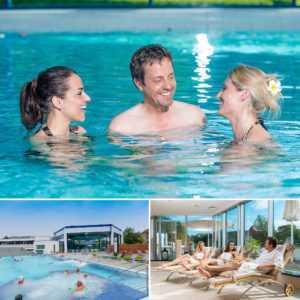 Therme Bad Nenndorf 3 Tage Kurzurlaub 2 Personen mit Hotel & Thermen Eintritt