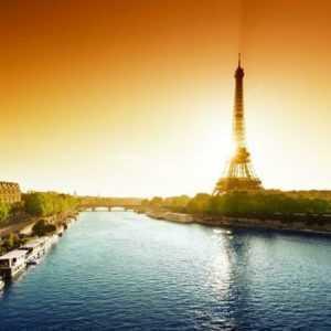 Paris Romantik Wochenende für 2 Pers Gutschein 3 Tage Hotel in Top Lage zentral