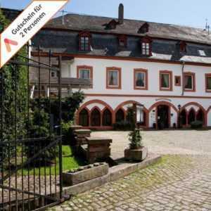 Städtereise Trier Mosel für 2 Personen Hotel Gutschein 2 bis 4 Nächte Frühstück