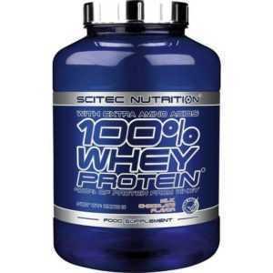 Scitec Whey Protein 2350g Dose Aminosäuren Amino Molke