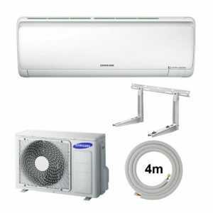 Samsung Split Klimaanlage 2,75 kW Serie Eco R32 A++/A Komplett-Montage-SET; EEK A+