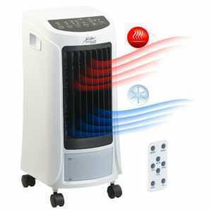 Sichler 4in1-Klimagerät zum Kühlen und Heizen, mit Ionisator-Funktion, 1.800 W