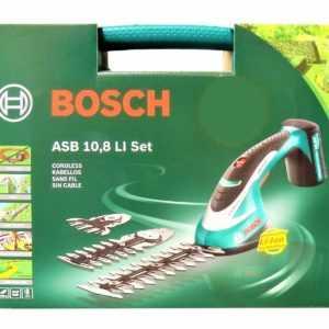 Bosch Akku-Strauch- und Grassscheren-Set ASB 10,8 LI, NEU und originalverpackt