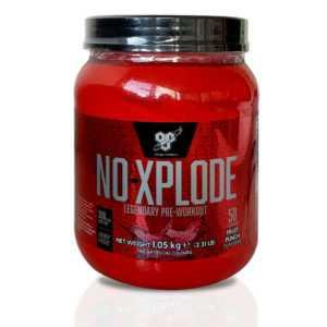 BSN NO Xplode 3.0 50 Portionen 1000g The original pre-workout NO Booster + BONUS