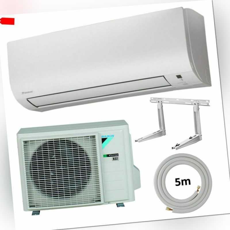 Daikin Split Klimaanlage Sensira 3,5 kW R32 A++/A+ Komplett-Montage-SET; EEK A